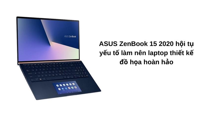 ASUS ZenBook 15 (2020)