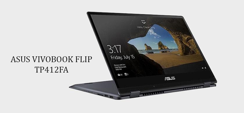 Laptop ASUS VivoBook Flip TP412FA