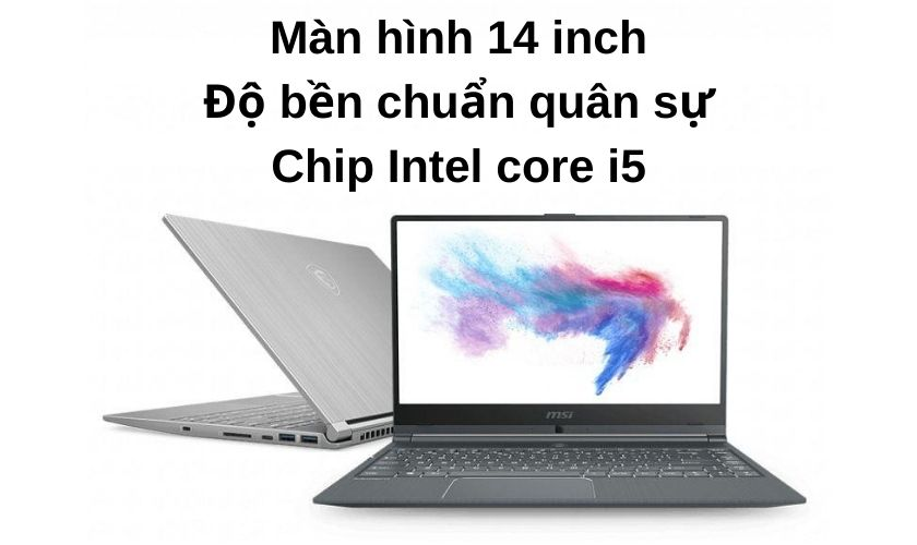 Laptop MSI Modern 14 A10M i5-10210U