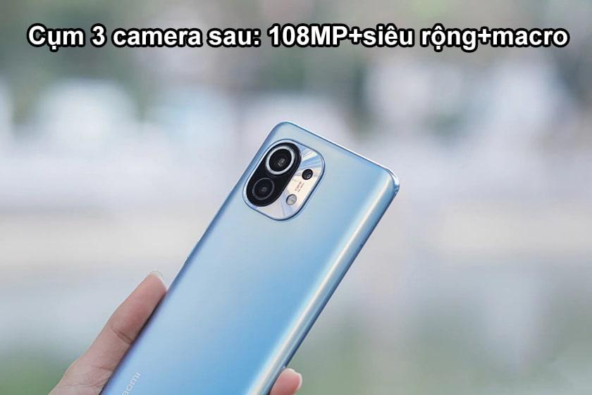 Đánh giá thông số camera Xiaomi Mi 11