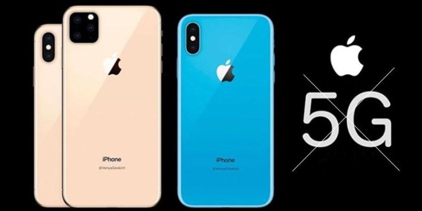 iPhone 11 (Pro, Pro Max) có 5G không