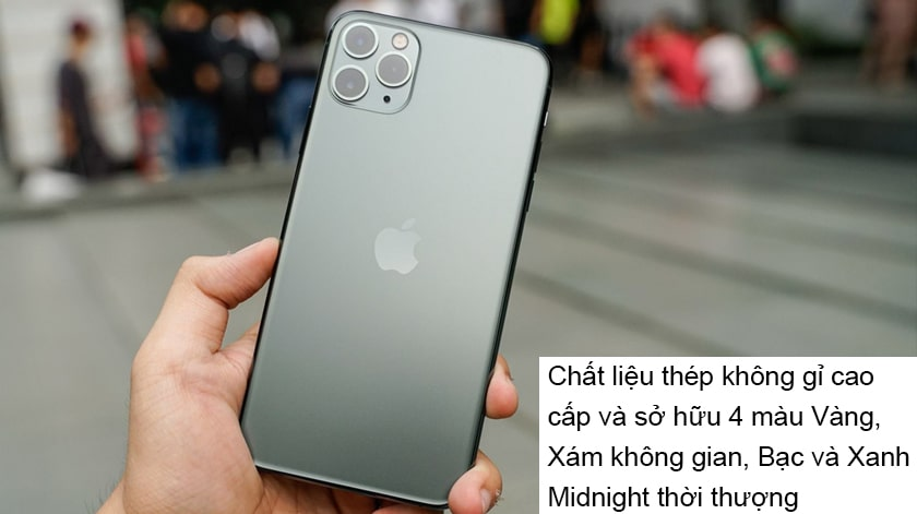 Tại sao nên mua iPhone 11 (Pro, Pro Max) đập hộp? - Ảnh 3