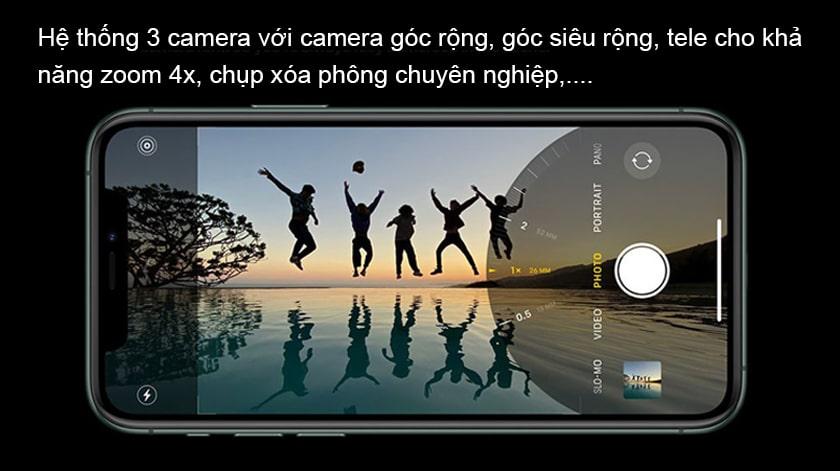 Tại sao nên mua iPhone 11 (Pro, Pro Max) đập hộp? - Ảnh 4