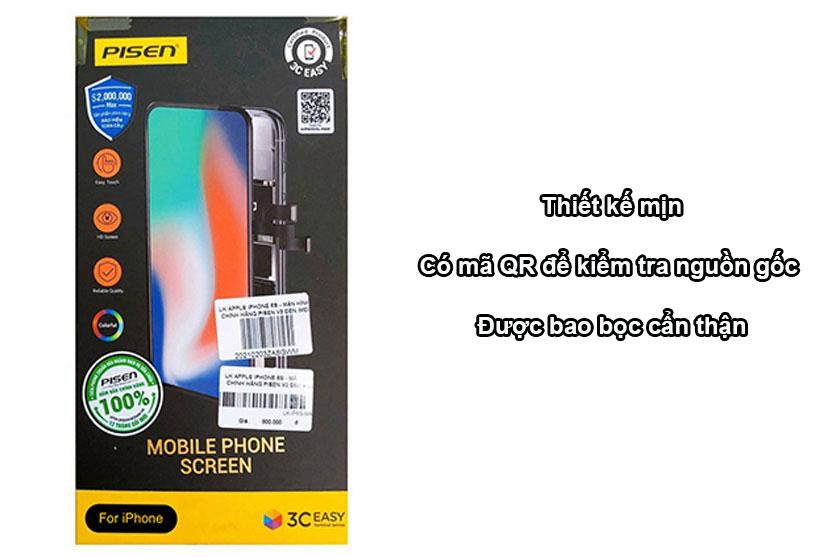 Màn hình Pisen iPhone XR là gì và những điểm nổi bật?
