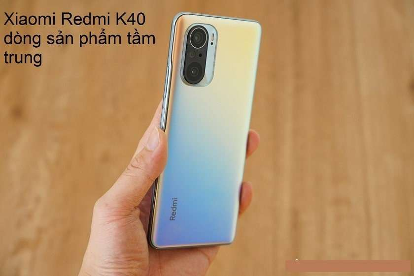 Xiaomi Redmi K40 series