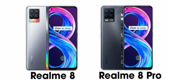 Realme 8 và Realme 8 Pro có gì khác nhau, nên mua bản nào?
