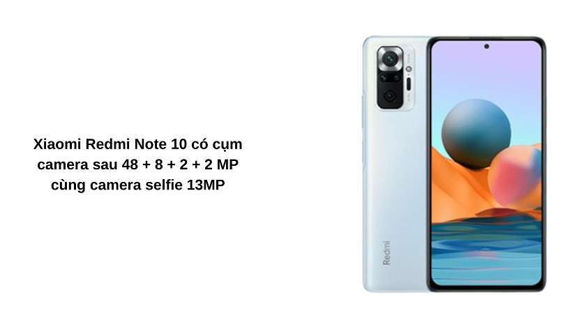 So sánh về camera Realme 8 và Xiaomi Redmi Note 10