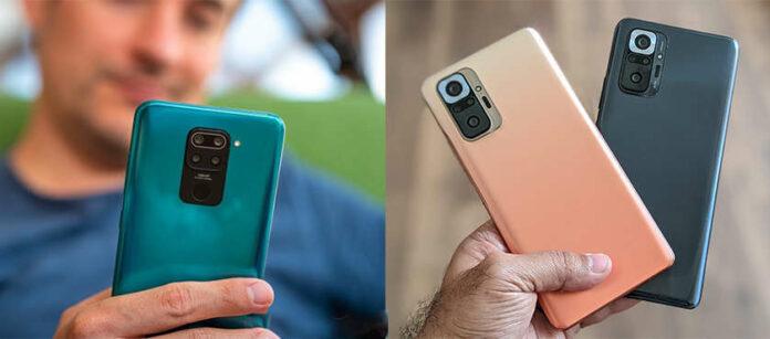 So sánh Redmi Note 10 và Redmi Note 9 Pro: Máy nào tốt?