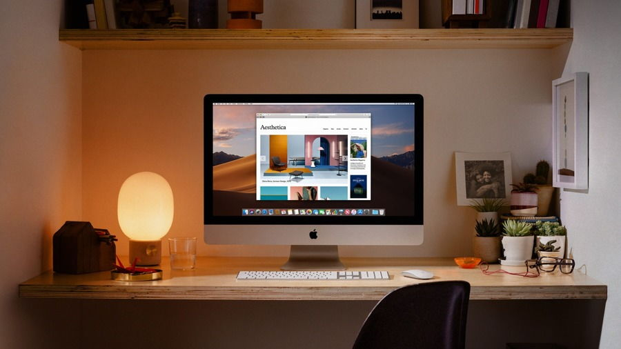 Khả năng hoạt động mạnh mẽ của iMac