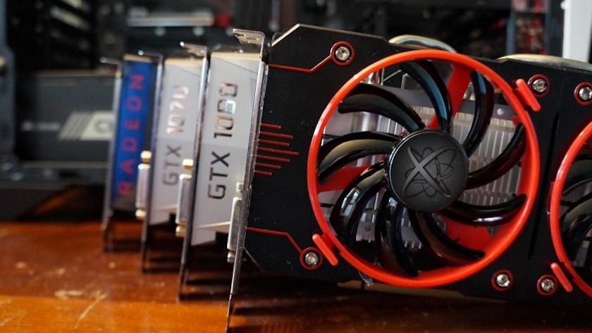 Kiểm tra card đồ hoạ, card màn hình, GPU