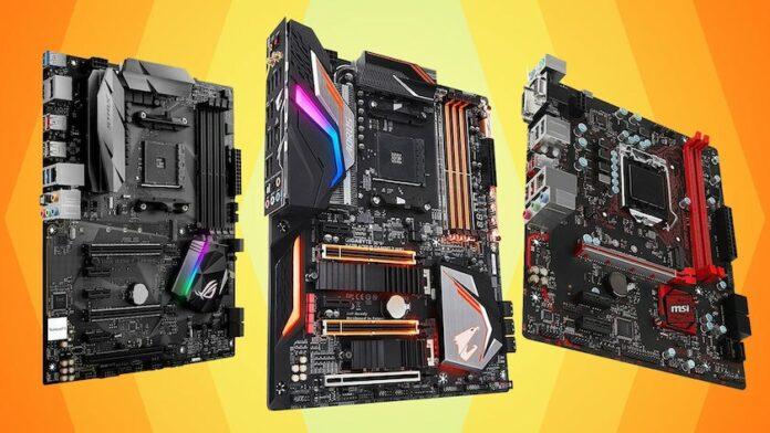 Lỗi các kết nối kém do motherboard: CPU, RAM hoặc nguồn điện kém
