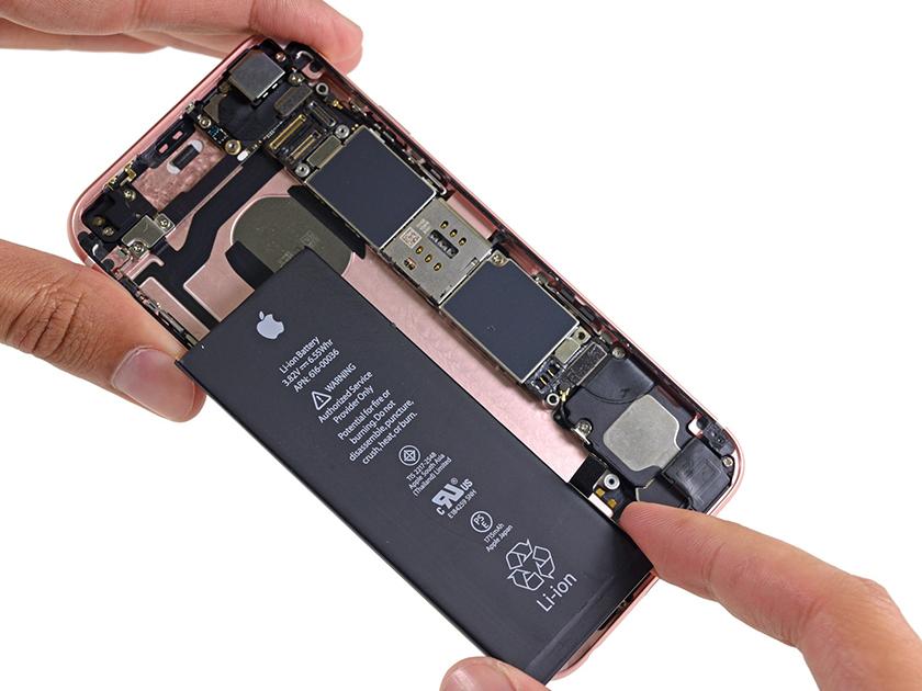 Pin 6S Plus dùng được bao lâu