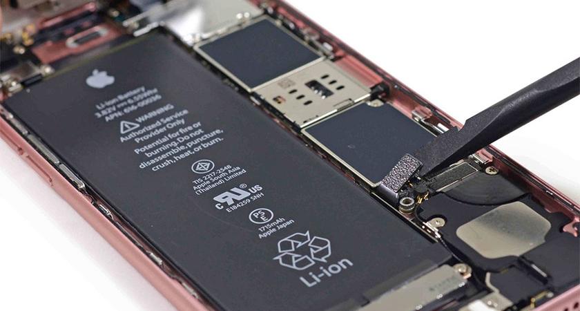 iPhone 6s Plus dung lượng bao nhiêu mAh?