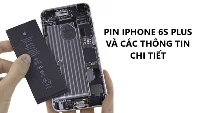 Pin iPhone 6s Plus bao nhiêu mah? Có giống với 6 Plus không? [HỎI - ĐÁP]
