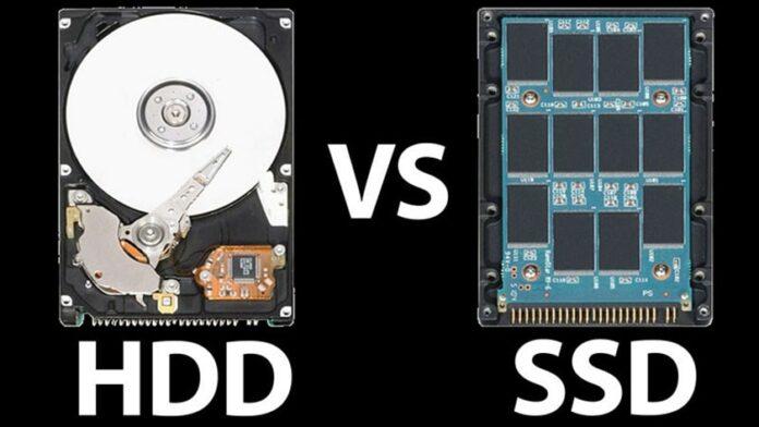 Kiểm tra ổ cứng laptop - SSD hay HDD cực đơn giản với các bước
