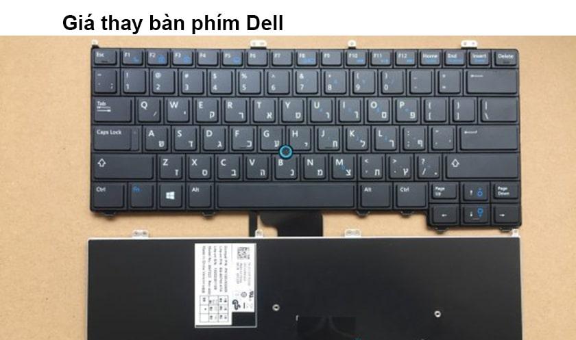 Giá thay bàn phím Dell