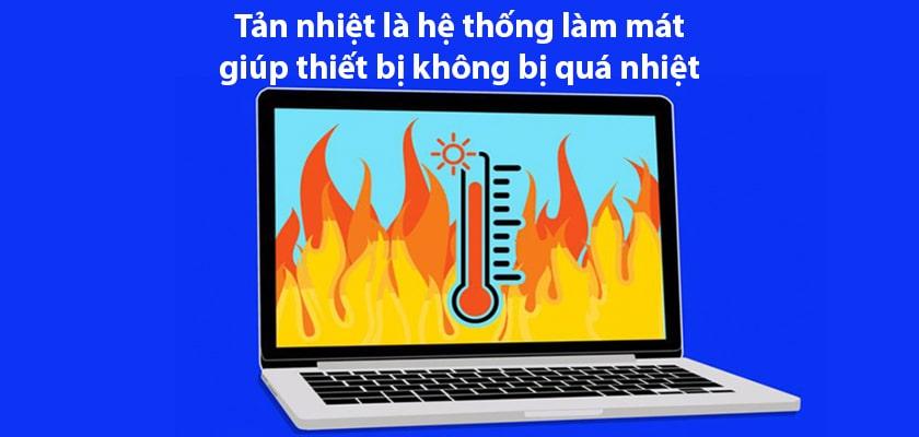 Tản nhiệt là gì?