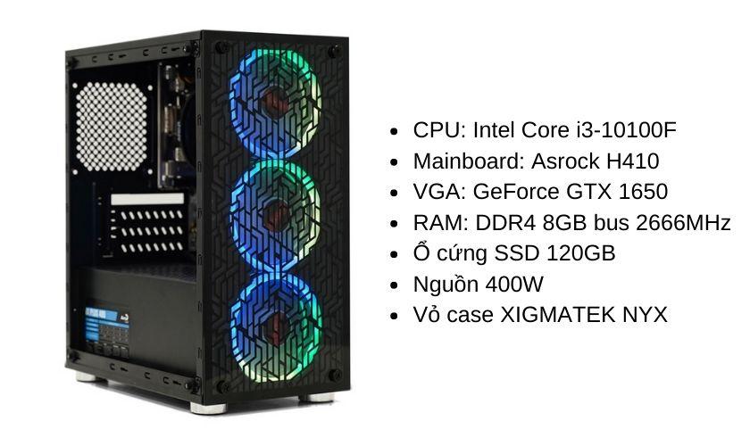 Một số gợi ý combo khi build PC 15 triệu