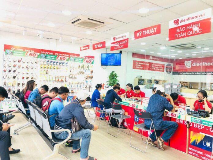 Các địa điểm thay main iPhone 5s giá rẻ chất lượng tại Hà Nội