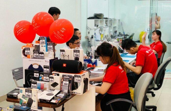 Địa chỉ thay màn hình Samsung M20 tại Hà Nội, TP.HCM uy tín