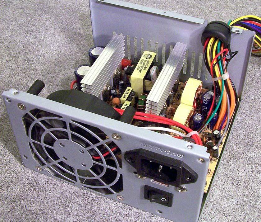 Nguồn máy tính hay còn gọi là PSU (viết tắt của Power Supply Unit)