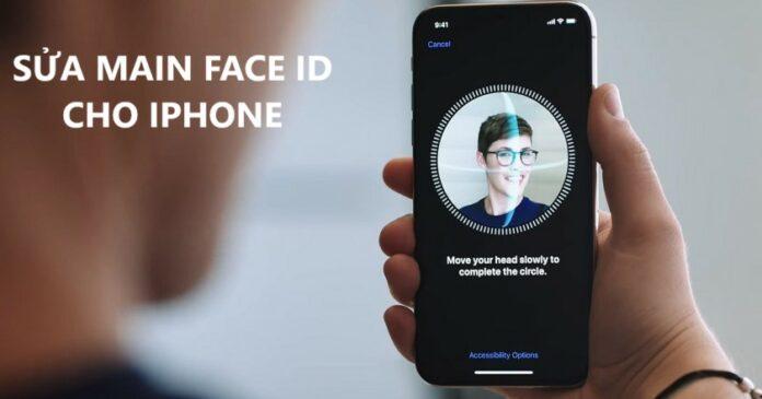 Sửa Face ID cho iPhone với giá bao nhiêu? Thay ở đâu uy tín?