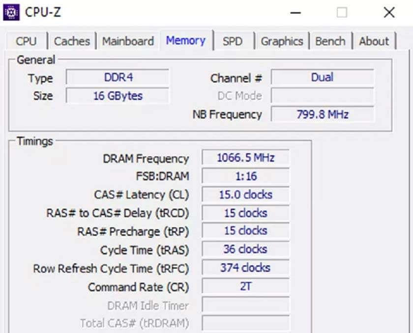 Phần mềm CPU-Z