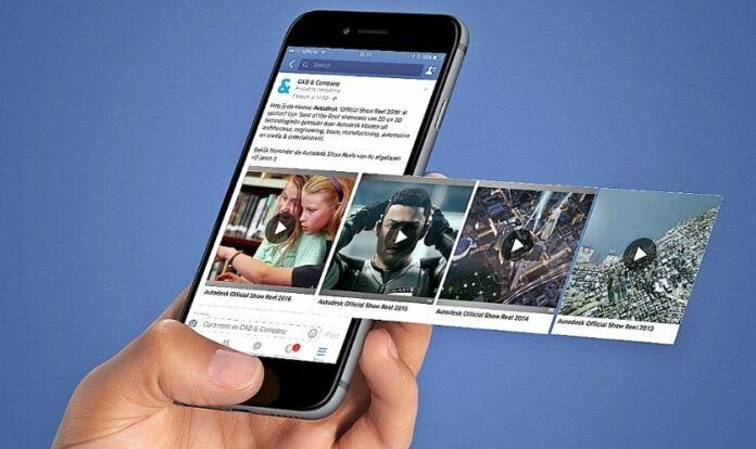 Đăng video Facebook