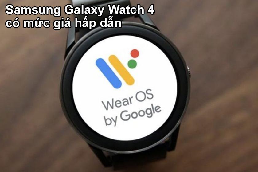Samsung Galaxy Watch 4 giá bao nhiêu?