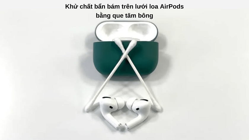 Cách xử lý nhanh lỗi AirPods bị rè âm thanh