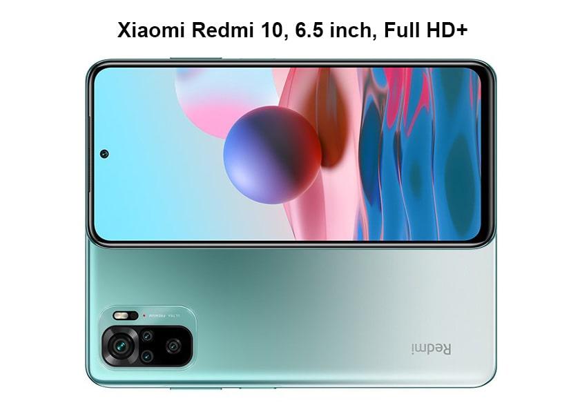Xiaomi Redmi 10 được nâng cấp gì so với Redmi 9