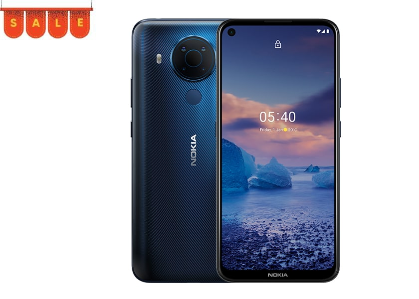 TOP 8 - Nokia 5.4