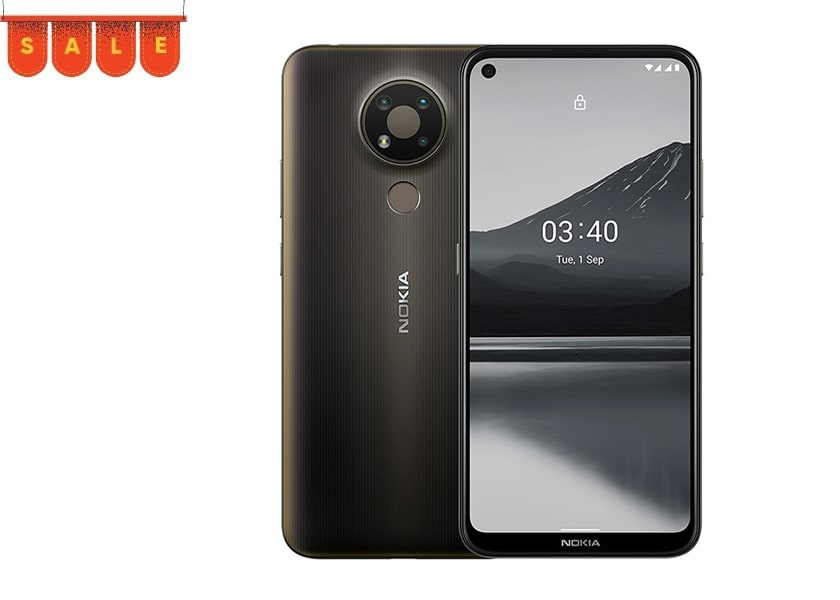 TOP 9 - Nokia 3.4