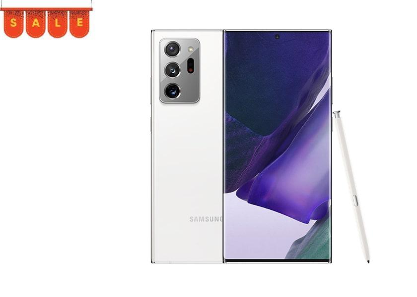 TOP 3 - Smartphone Samsung Galaxy Note 20 Ultra sale 9.9