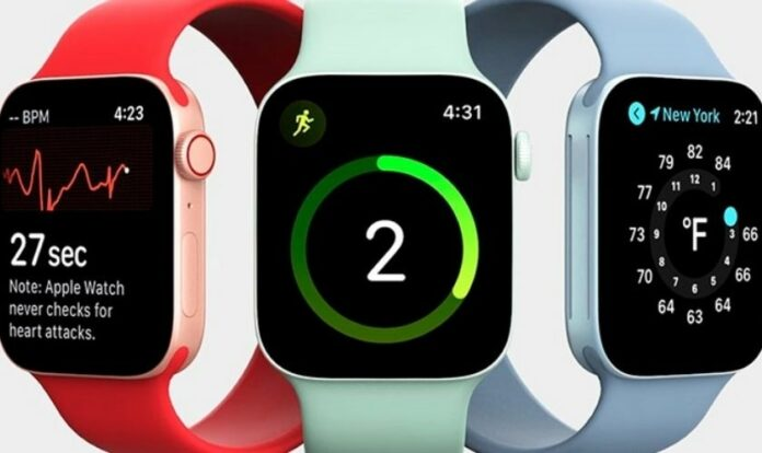 Apple Watch S7 có gì nổi bật?