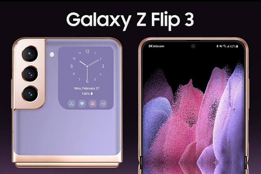 Camera của Galaxy Z Flip 3 và Z Flip