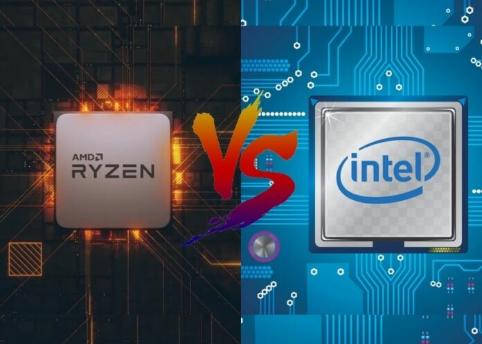 Chọn CPU chip máy tính khi build PC - AMD hay Intel