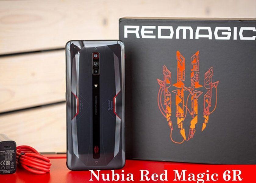 Đánh giá Nubia Red Magic 6R