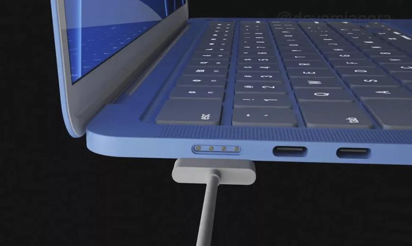 Thông số kỹ thuật của Macbook Air 2021
