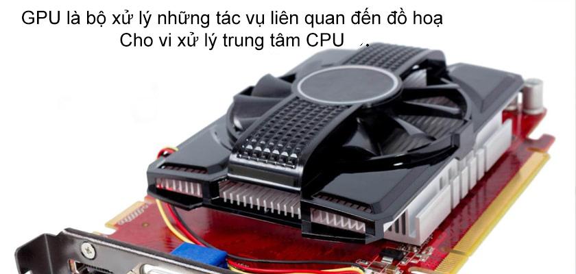 Phân biệt VGA và card màn hình đồ hoạ