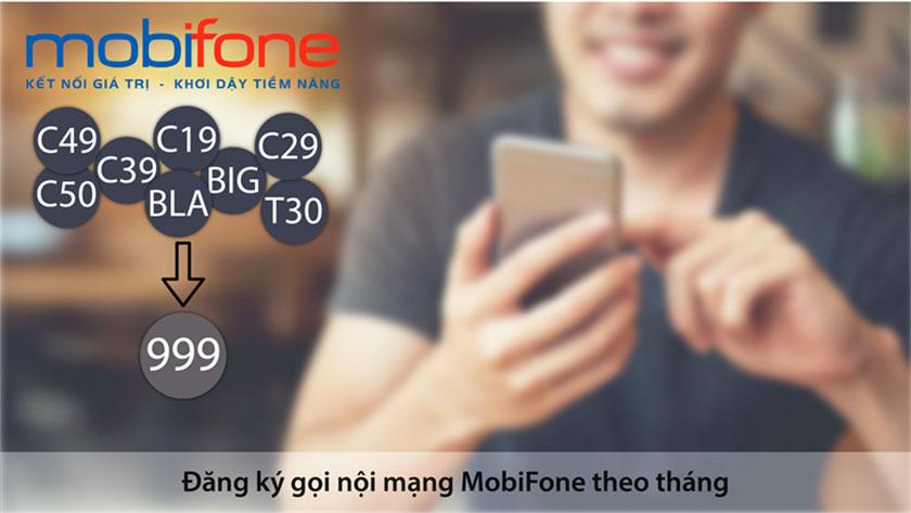 Cách đăng ký gọi nội mạng Mobifone ưu đãi nhất hiện nay