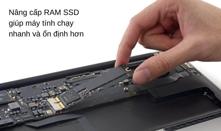 Nâng cấp RAM cho máy tính