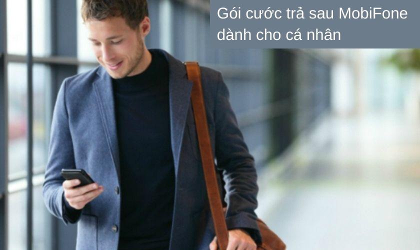 Gói cước trả sau MobiFone dành cho thuê bao cá nhân