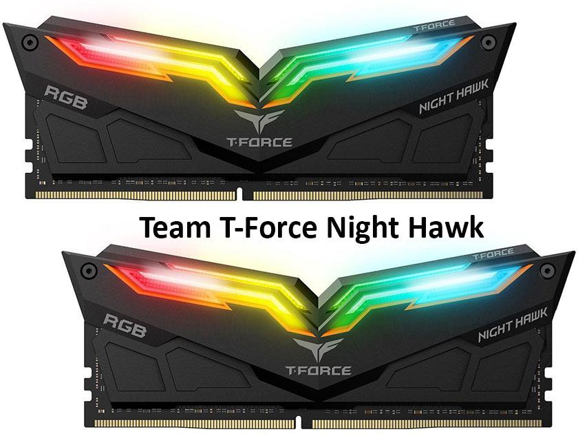 Team T-Force Night Hawk