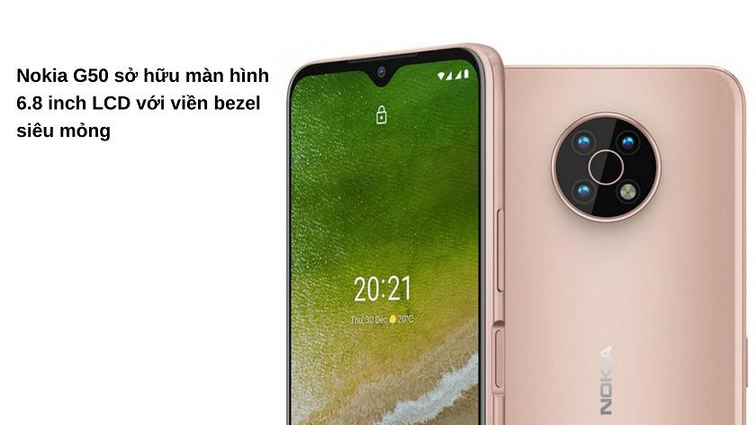 Cấu hình của Nokia G50 luôn được đánh giá cao